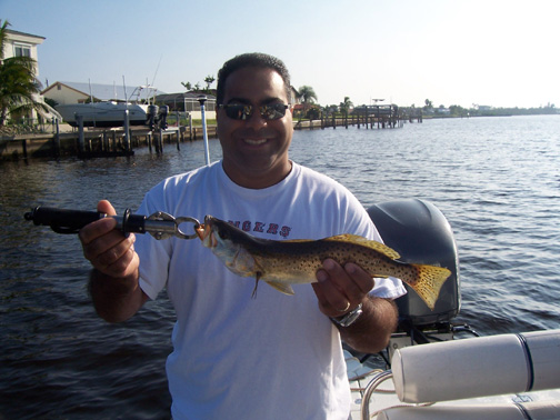Florida fishing photo gallery for Berkeley fishing charter