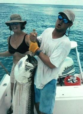 Destin Area Light Tackle Deep Sea Fly Fishing Guides